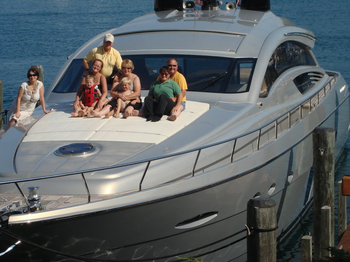 Charters with Yacht's Up